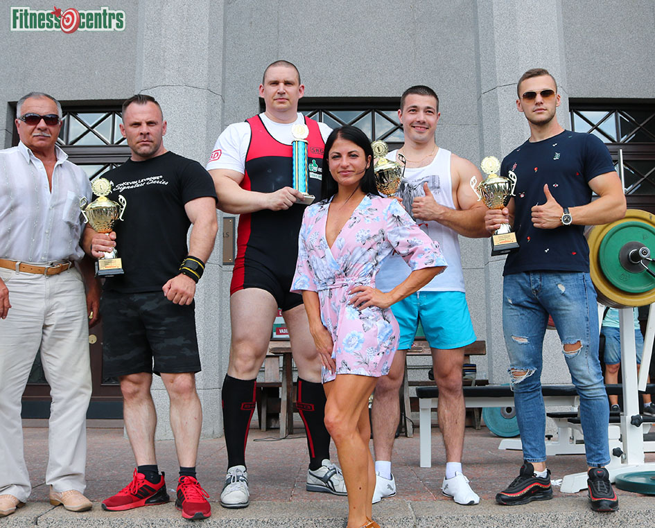The 39th Latvian Bench Press championship 2019